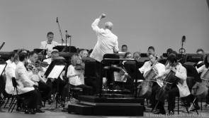 Rafael Frühbeck de Burgos - LA Phil - Hollywood Bowl - 23 July 2013 (photo by Brandise Danesewich) 15