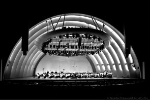 Rafael Frühbeck de Burgos - LA Phil - Hollywood Bowl - 23 July 2013 (photo by Brandise Danesewich) 23