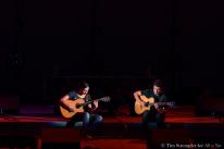 Rodrigo y Gabriela at the Hollywood Bowl - 14 July 2013 (photo by Tim Strempfer) 01