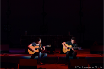 Rodrigo y Gabriela at the Hollywood Bowl - 14 July 2013 (photo by Tim Strempfer) 01