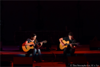 Rodrigo y Gabriela at the Hollywood Bowl - 14 July 2013 (photo by Tim Strempfer) 02