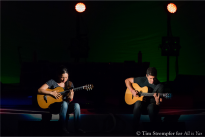 Rodrigo y Gabriela at the Hollywood Bowl - 14 July 2013 (photo by Tim Strempfer) 04