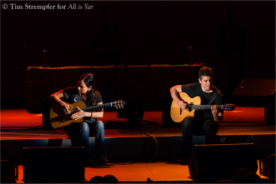 Rodrigo y Gabriela at the Hollywood Bowl - 14 July 2013 (photo by Tim Strempfer) 06