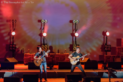 Rodrigo y Gabriela at the Hollywood Bowl - 14 July 2013 (photo by Tim Strempfer) 11