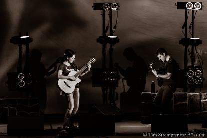 Rodrigo y Gabriela at the Hollywood Bowl - 14 July 2013 (photo by Tim Strempfer) 12