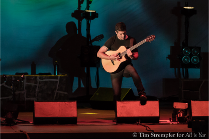 Rodrigo y Gabriela at the Hollywood Bowl - 14 July 2013 (photo by Tim Strempfer) 17