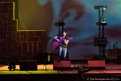 Rodrigo y Gabriela at the Hollywood Bowl - 14 July 2013 (photo by Tim Strempfer) 19