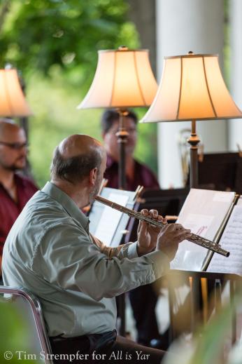 Larry Kaplan (flute)
