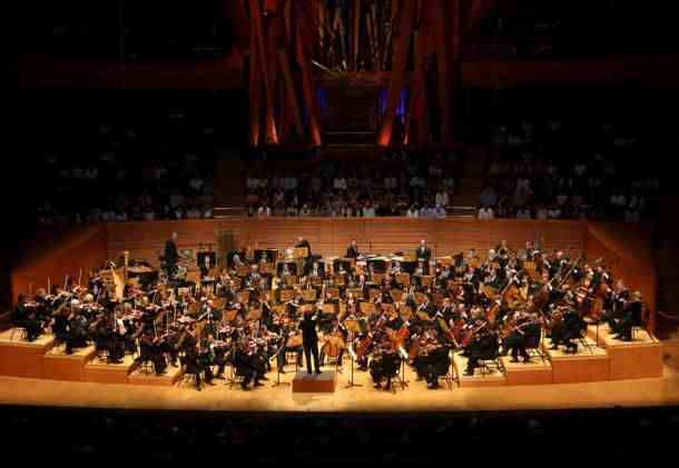 LA Phil playing Rite of Spring 2012