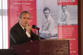 I'll be celebrating Britten's 100th b-day all day Friday with James Conlon — seriously#DaywithConlon