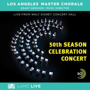 LAMC 50th anniv concert