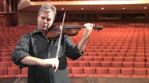 "Frank Almond, Milwaukee Symphony Concertmaster, recovering after being assaulted and robbed of ""Lipinski"" Stradivarius"