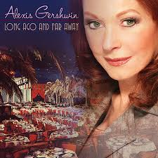 Trading (perhaps treading?) on the family name:  Alexis Gershwin releases a new CD