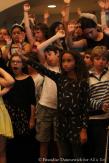 5th grade chorus in rehearsal 6