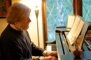 Visiting Morten Lauridsen:  the renowned composer talks about the importance of silence, and his relationships with USC, Los Angeles, and the LA Master Chorale