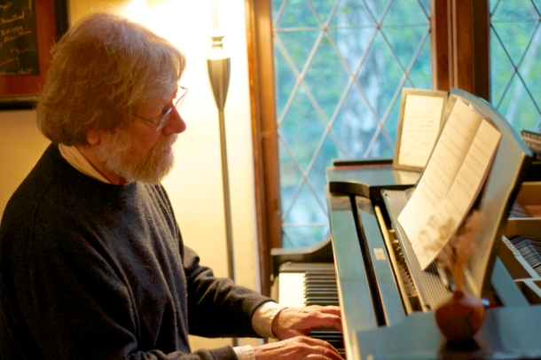 Morten Lauridsen (photo by CK Dexter Haven for All is Yar)