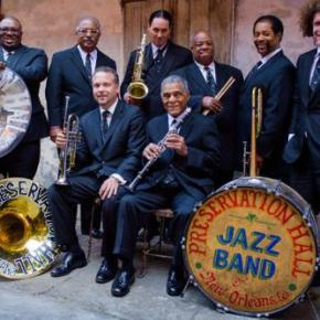 Sway for me on a Mardi Gras day (because Preservation Hall Jazz Band says so)