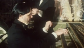Music Video:  the only rock song I know that features a harpsichord is . . .