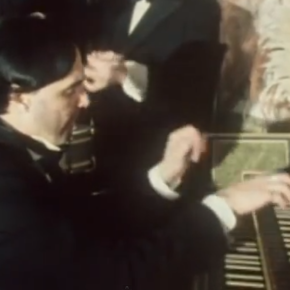 Music Video:  the only rock song I know that features a harpsichord is . ..