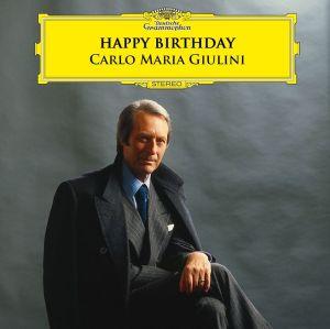 Carlo Maria Giulini by Deutsche Grammophon