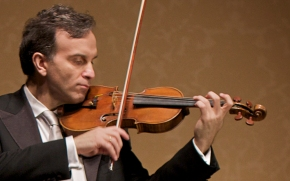 Shaham's Bartók, Denève's Rachmaninoff pair nicely at Walt Disney Concert Hall