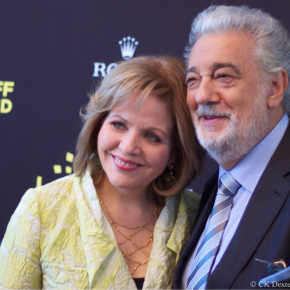 My chat with Plácido Domingo about singing Schubert lieder, plus Renée Fleming ponders singing baritone too
