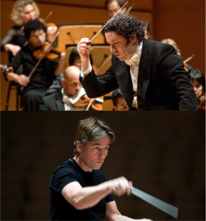 Expecting the extraordinary:  a look back at six weeks of Dudamel, Salonen, and the LA Phil