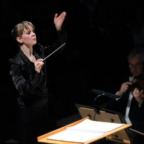 "Susanna Mälkki named as new LA Phil Principal Guest Conductor (and I say, ""Huzzah!"")"