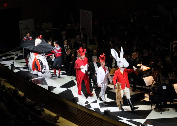 Los Angeles Philharmonic Association - Alice in Wonderland