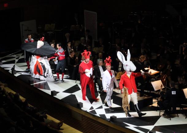 Los Angeles Philharmonic Association - Alice in Wonderland