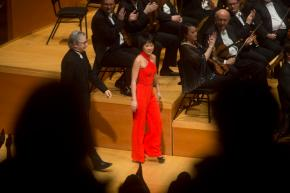 How are things on the West Coast?  For MTT, the LSO, and Yuja Wang, things were good but could have been so much better