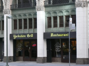 Yorkshire Grill
