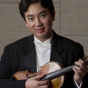 NY Phil names new concertmaster