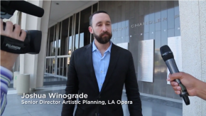 "BREAKING:  Shocking allegations at LA Opera; countertenor says ""Don't judge me!"" as executive gives terse denial"