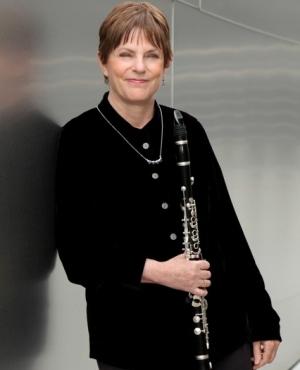 Michele Zukovsky, Principal Clarinet, Los Angeles Philharmonic