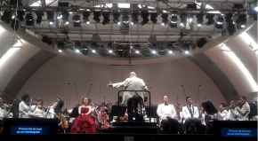 "VIDEO:  ""O Fortuna"" from Carmina Burana, care of the LA Phil, LA Master Chorale, and Fruhbeck de Burgos"