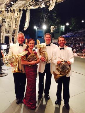 """Where'd my 2015 summer go?!?! (""""Los Angeles Philharmonic at the Hollywood Bowl""""edition)"""
