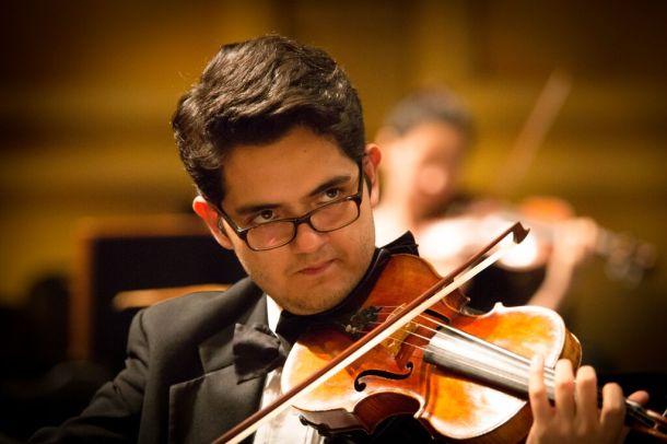 YASO 8 Concertmaster Eduardo Riosby David Johnston
