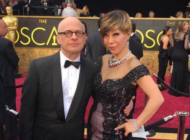David Lang and Sumi Jo - Oscars 2016