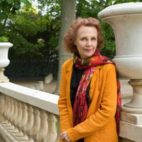 A chat with Kaija Saariaho:  the world-renowned composer talks about the 2016 Ojai Festival and more