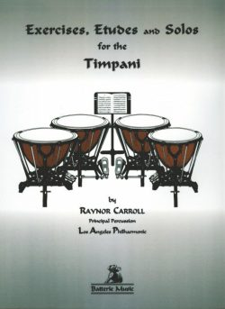 Exercises_etudes_timpani_ray_carroll
