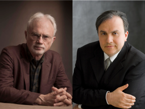 Adams and Bronfman take on Beethoven very differently with the LAPhil