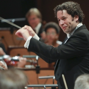 My $0.02 on Gustavo Dudamel extending his LA Phil contract to 2025/26 season