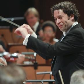 My $0.02 on Gustavo Dudamel extending his LA Phil contract to 2025/26season