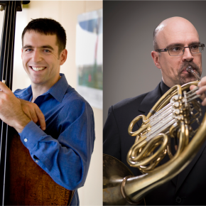 LA Chamber Orchestra hires two new principals:  David Grossman (bass) and Michael Thornton (horn)