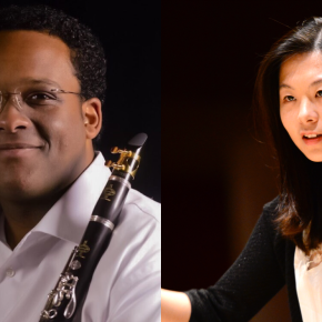 It's official:  Colburn alum Afendi Yusuf named Principal Clarinet of the Cleveland Orchestra; Jenny Wong promoted at LA MasterChorale