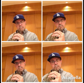 "LACO Principal Horn Michael Thornton plays ""Take Me Out to the Ballgame"""