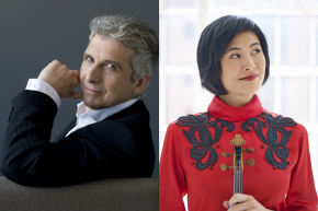 CK Dexter Haven to host pre-concert chat with Peter Oundjian for this Sunday's LACO concert
