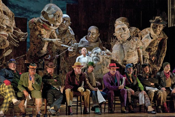 (Photo credit: Ken Howard / Metropolitan Opera)