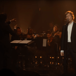 """ICYMI:  Video of Beck, Dudamel, and LA Phil on """"The Late Late Show with James Corden"""" — fornow"""
